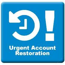 amazon account restoration urgent